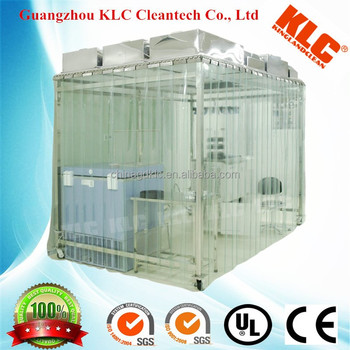High quality Softwall clean room with FFU