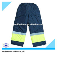 reflective tapes safety padded pants for work