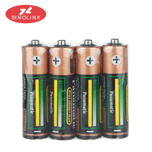 4 PACK High power cells carbon zinc r03 um4 aaa battery 1.5V dry Battery for CAR TOYS