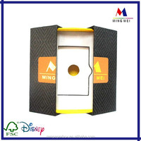 basic tv converter box rigid paper package box factory directly