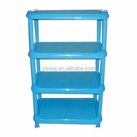 factory custom durable plastic shoe rack molding