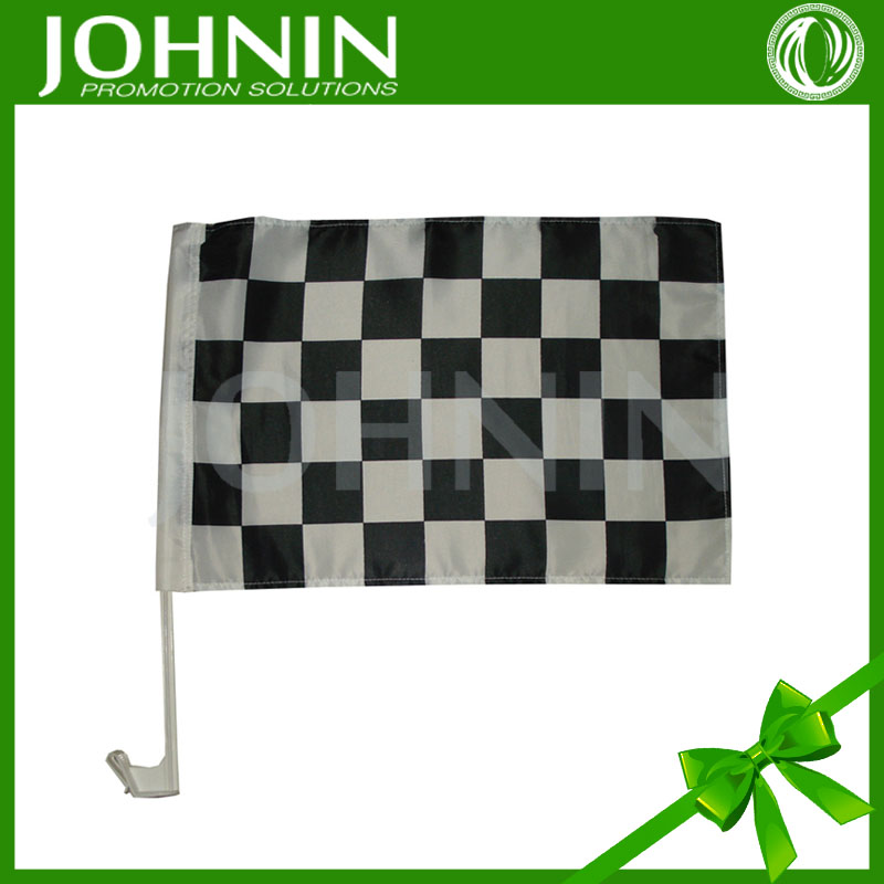 30x45cm car speed racing fans celebration car race starting line flag