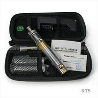 The best seller telescopic storm e cigarette chrome kts VV mode 18650 battery from kamry