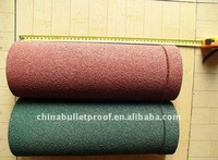 Roof Tile Accessories Ridge Hip stone coated roof tiles
