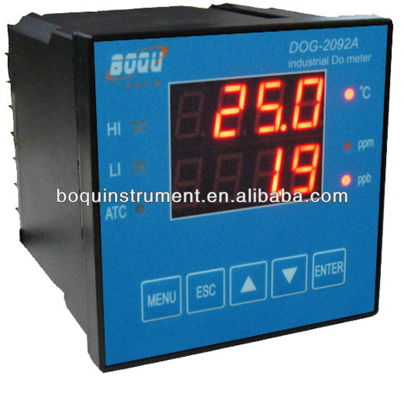 DOG-2092A Power plant Industrial Panel online Dissolved Oxygen Meter