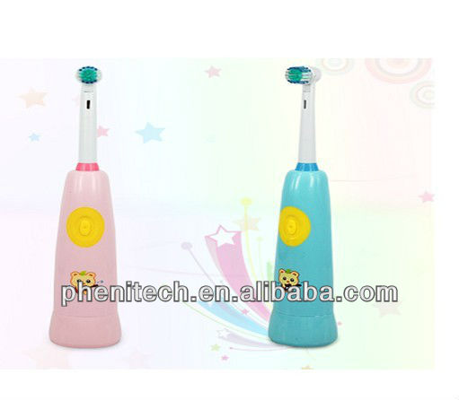 New fashionable kids electric music toohbrush electric music toothbrush