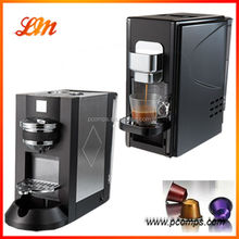19 Bar Espresso Coffee Maker With Removable Waste Tank