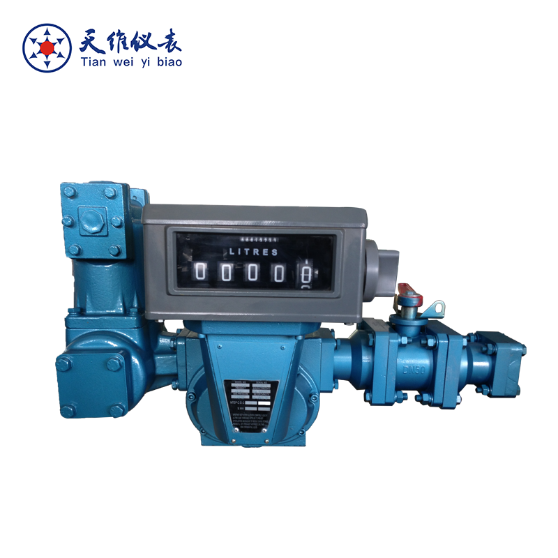 Positive Displacement PD Flow Meter/Rotary Vane Flow meter