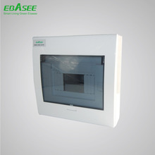 junction wiring box Flush mount 12 way injection electrical power distribution box DB board