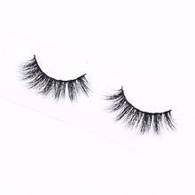Customized Siberian fluffy 100% real mink eyelash