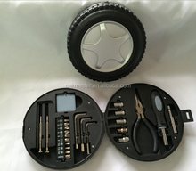 K-Master 24pcs Tire shape tool set , repair tool kit set box tools