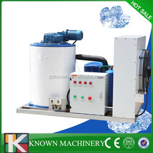 Newest most advanced container slice ice maker machines ,ice flakes making machine