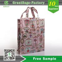 New High Quality Shopping Bag Tote PVC,Leather Tote Bag