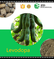 china herbal supplement mucuna pruriens extract powder 50% l-dopa for increasing bone density