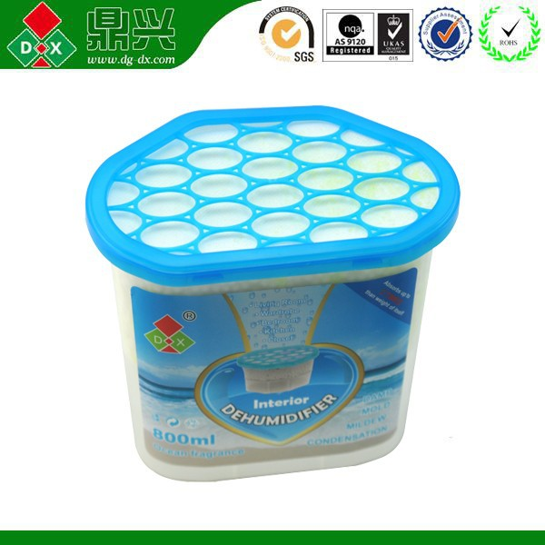 800ml Refillable classic shape interior dehumidifier box
