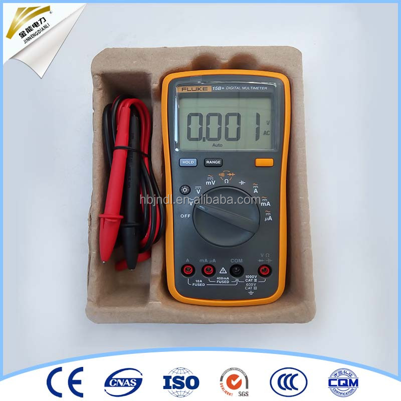 15B+17B+18B+ accurate multimeter with factory price