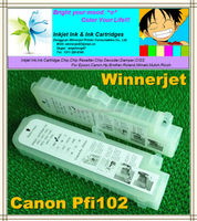 Empty refillable Ink Cartridge For Canon Ipf760 ink cartridge