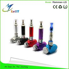 Newest E Cigarette Vaporizer Metal Mechanical Mod Ecig Maraxus Mod Hammer Mod Smoking Pipe Ithaka kayfun Atomizer wholesale