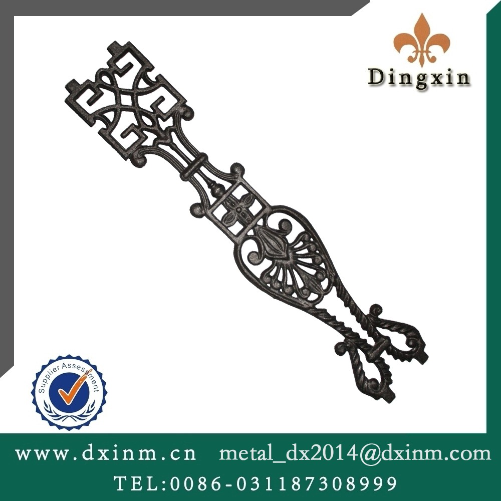 The garden arch iron gate beautiful casting iron