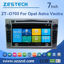 ZESTECH OEM car radio with gps for Opel Astra accessories hot sell