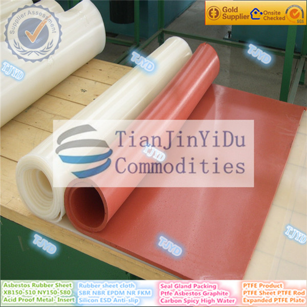 SBR/NBR/EPAM/NR/Silicone/Viton rubber sheet roll for sales -linda