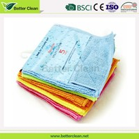 most popular colorful towels for 3m microfiber cleaning cloth