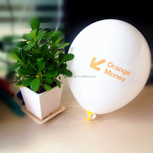 Customized balloon latex logo promotional gifts balloon