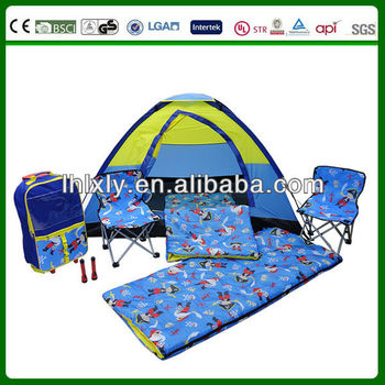 kids outdoor tent set camping tent toy