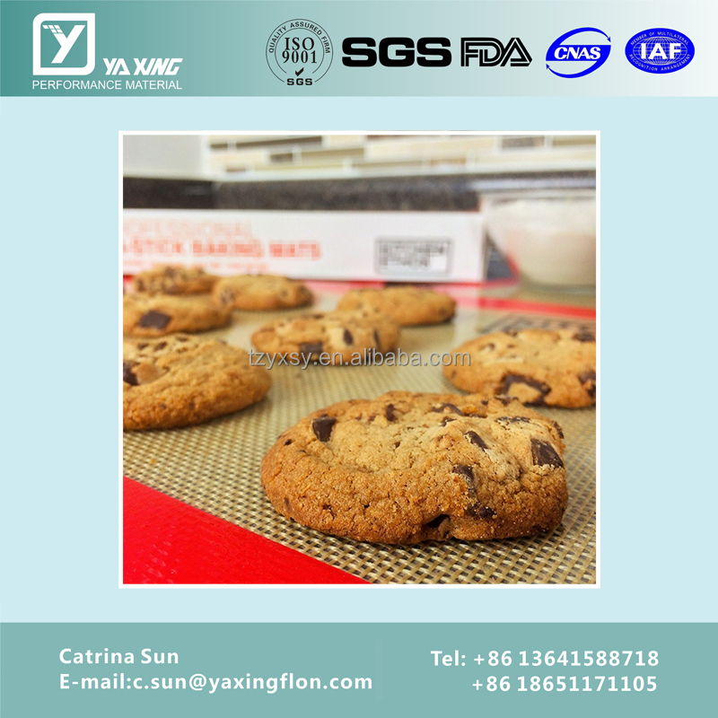 2015 New Product Bakers Non-Stick Silicone cookies Baking Mat Non Stick Silicone Baking Mat Set