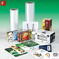 Transparent Bopp Stretch Film Packaging And Printing Thermal Lamination Films