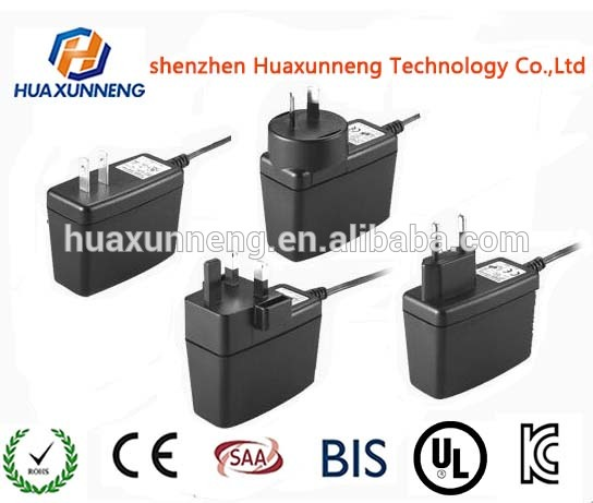 High quality AC Wall Charger 4.5V 1.2A Power Adapter