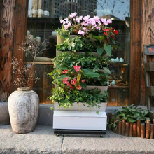 2017 Vertical Living Green Wall Garden Planter