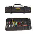 professional quality polyester roll up bartender knife tool kit bag