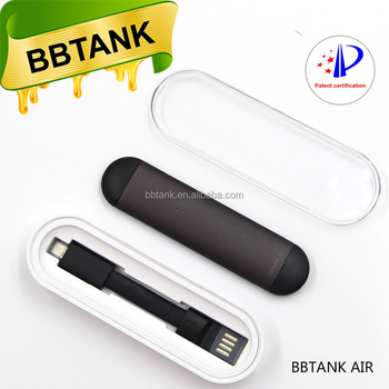 2018 O pen vape vaporizer battery with USB charger,510 Thread battery with USB charger