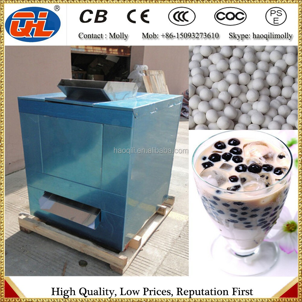 Tapioca Pearls | Tapioca Ball | Pear l Powder Round Ball making machine