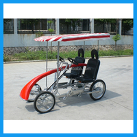 double seat 2 person bicycle for sale