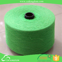 10 production line 60% polyester 40% cotton 20/1 t/c raw white and black knitting yarns