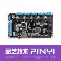 shenzhen mother board with prototype pcb assembly factory