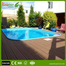 New building materials new tech composite decking for swimming pool composite decking also called tech wood decking