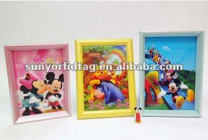 PET 3D Lenticular Photo Album Cover Wholesaler