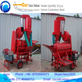 Latest design factory supply efficiency rice grain sorghum thresher machine for sale
