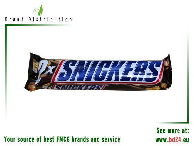 Snickers Chocolate Bar 75g