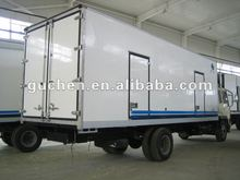 large truck used R680 transport refrigeration units