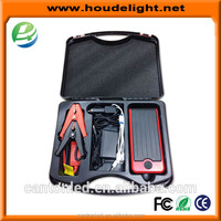 Best price jump leads car battery jump starter 12V 12000 mAh battery charging from China
