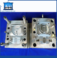 Rapid plastic injection mould injection moulding