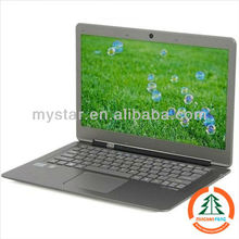 13.3 inch chinese brand laptops i5 500GB mini laptop