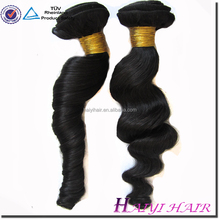 alibaba express wholesale top quality grade 7A Unprocessed Human 100% Unprocessed Indian Temple Hair Extension