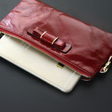 2018 alibaba china supplier promotional smartphone wallet clutch purse mobile leather pouch
