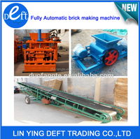 high quality red soil brick making machine, vacuum extruder for clay brick