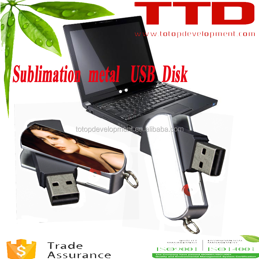metal usb flash drive,customize gift usb flash disk, 8 GB for souvenient customize printing